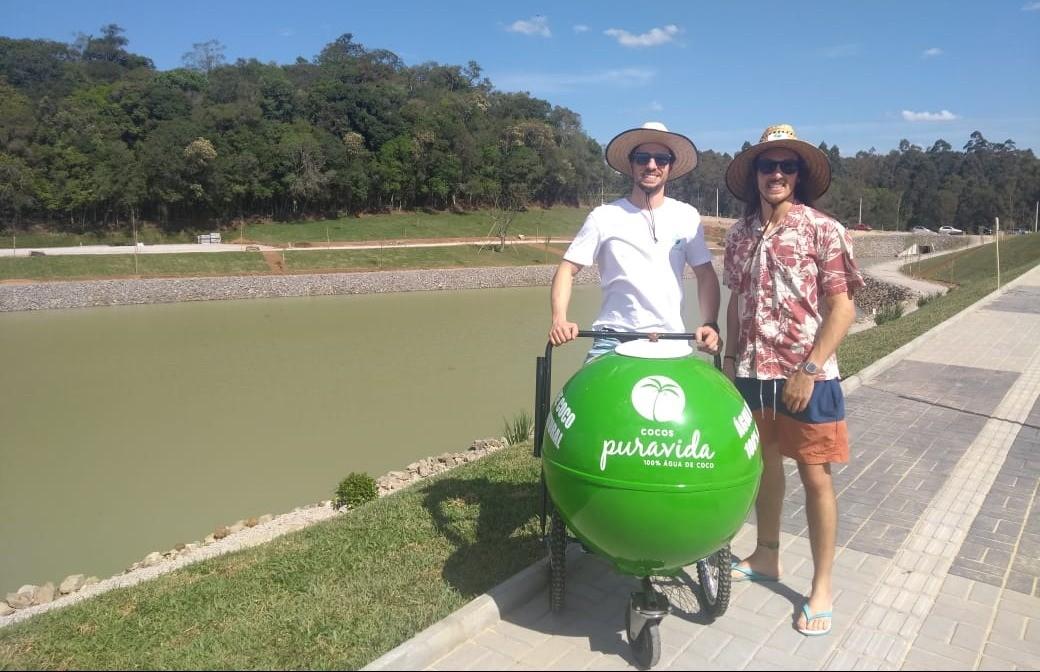 Cocos Pura Vida: o liquido perfeito para sua saúde