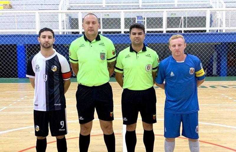 Definidos os confrontos das semifinais da Copa FenaVindima de futsal masculino
