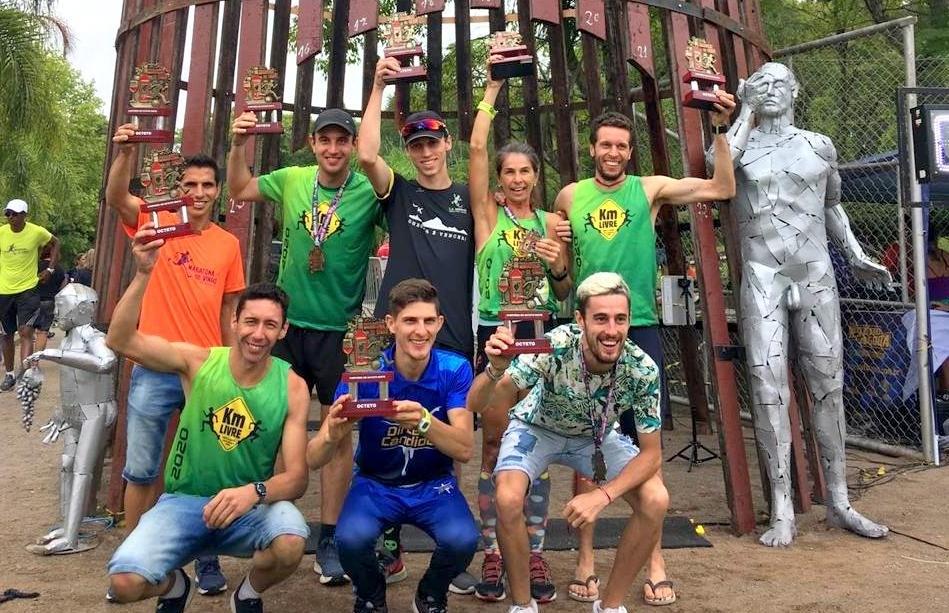 Florense Dirceu Cândido integra o octeto misto bicampeão da Maratona do Vinho