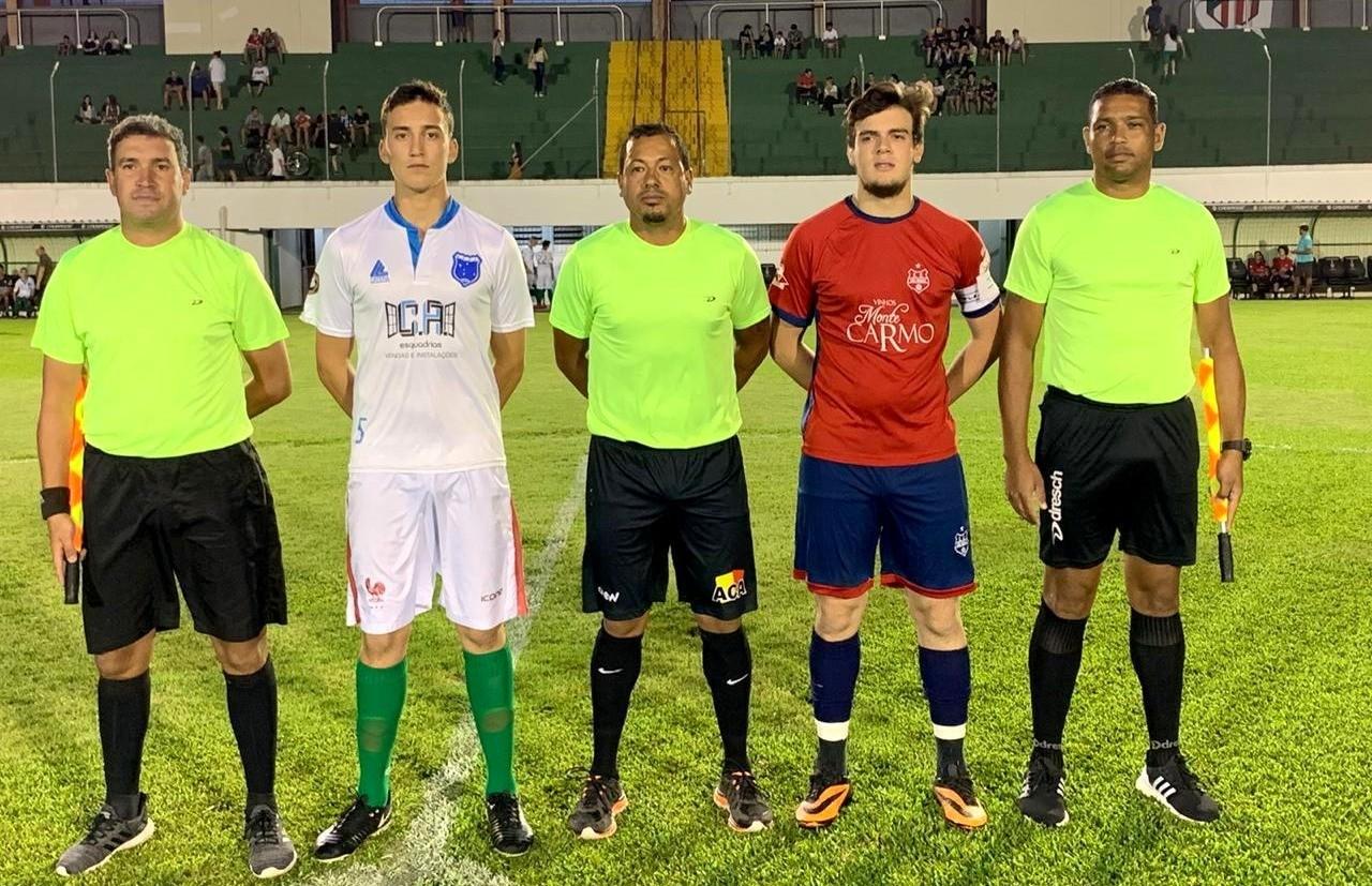 Atlético Florense e Alfredão fazem a final do futebol de campo juniores