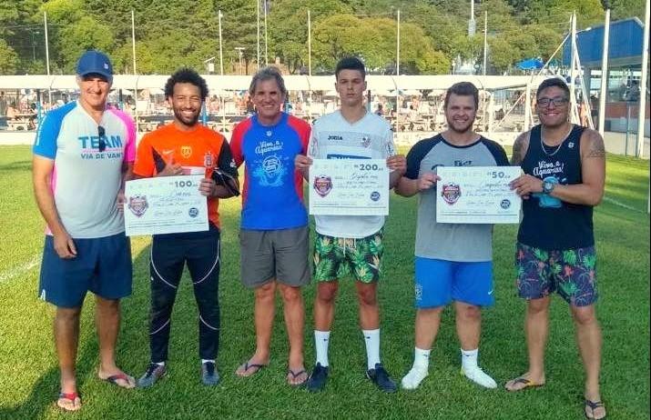 Confira os vencedores do 1º Torneio de Pênaltis da Sociedade Aquarius