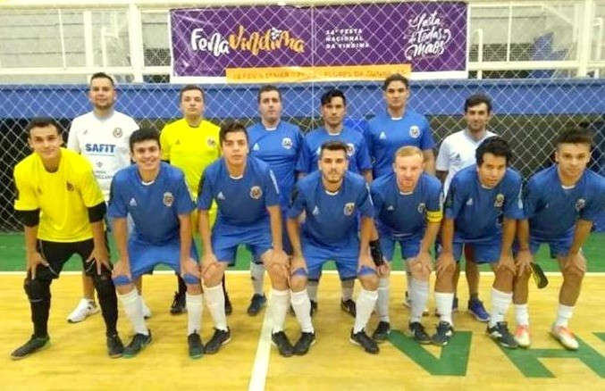Vila Real vence e segue na briga por uma vaga na Copa VenaVindima de futsal