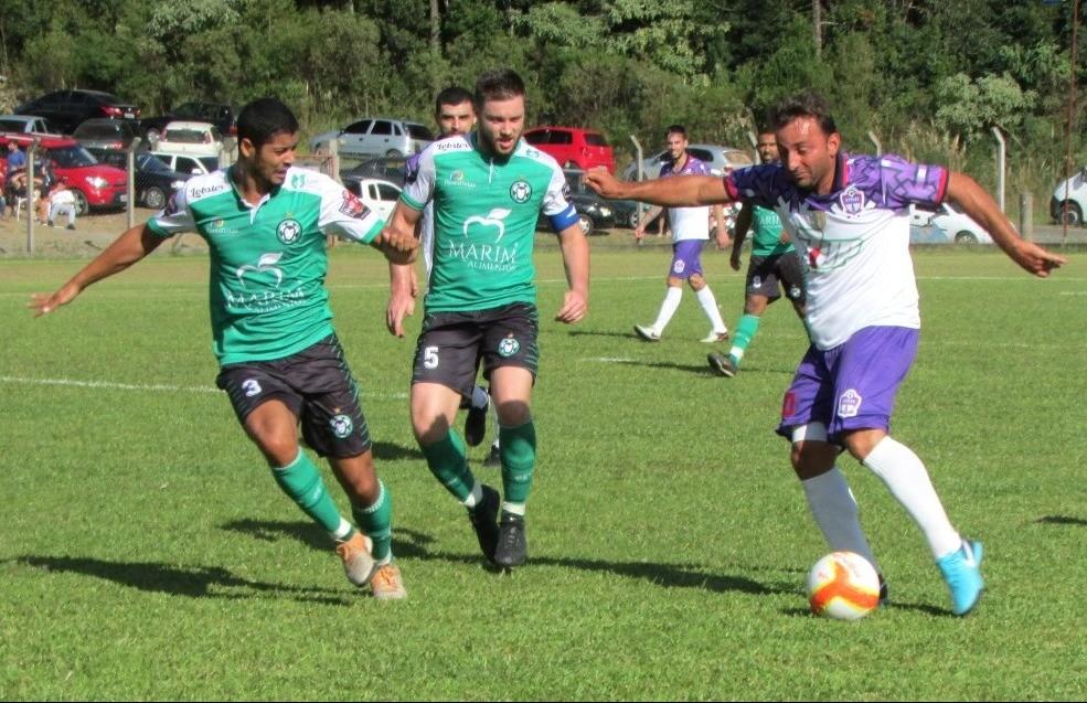 Confira os jogos da primeira rodada do futebol 7 de Flores da Cunha
