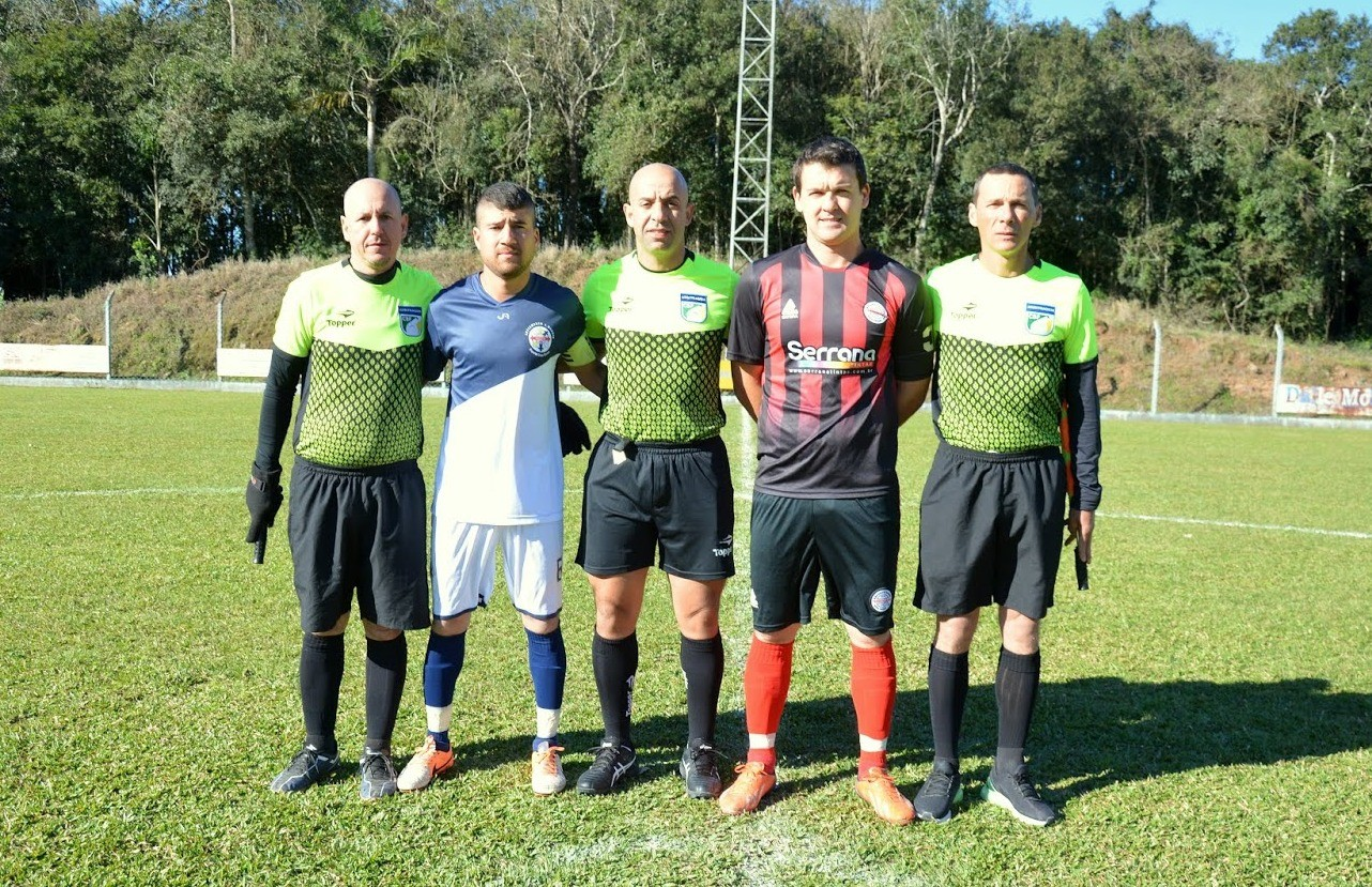 Estão abertas as inscrições para o futebol de campo de Nova Pádua