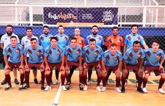 Fronteira e The Coca Fevers vencem na Copa FenaVindima de futsal masculino
