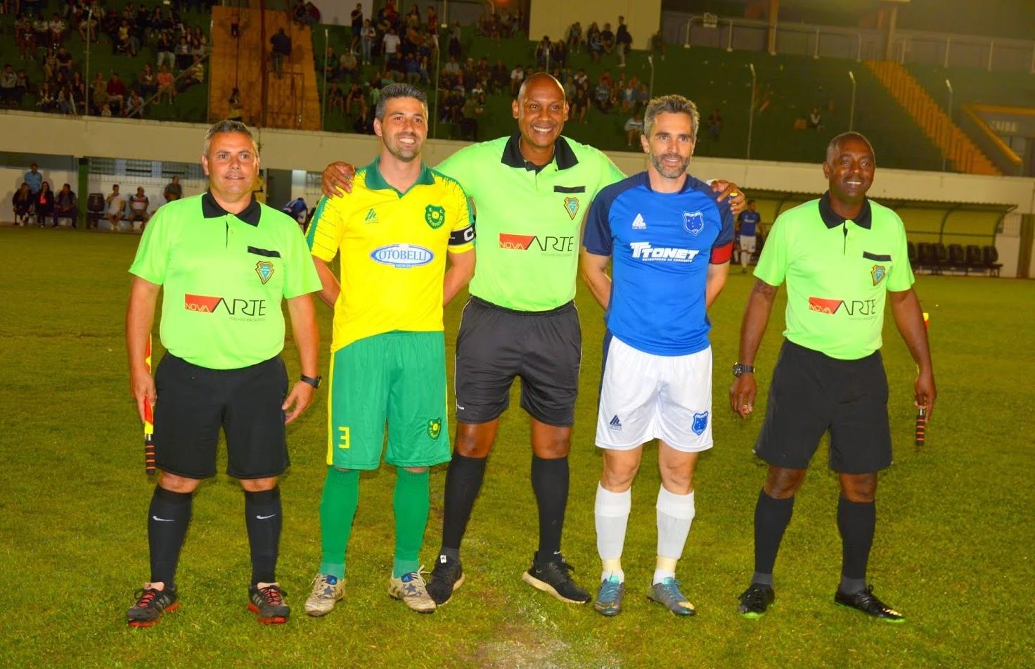 Cruzeiro e São Cristóvão fazem uma das semifinais da Copa FenaVindima