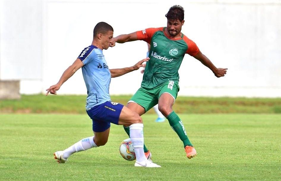 Atuando em Flores da Cunha, Juventude perde jogo-treino diante do Grêmio