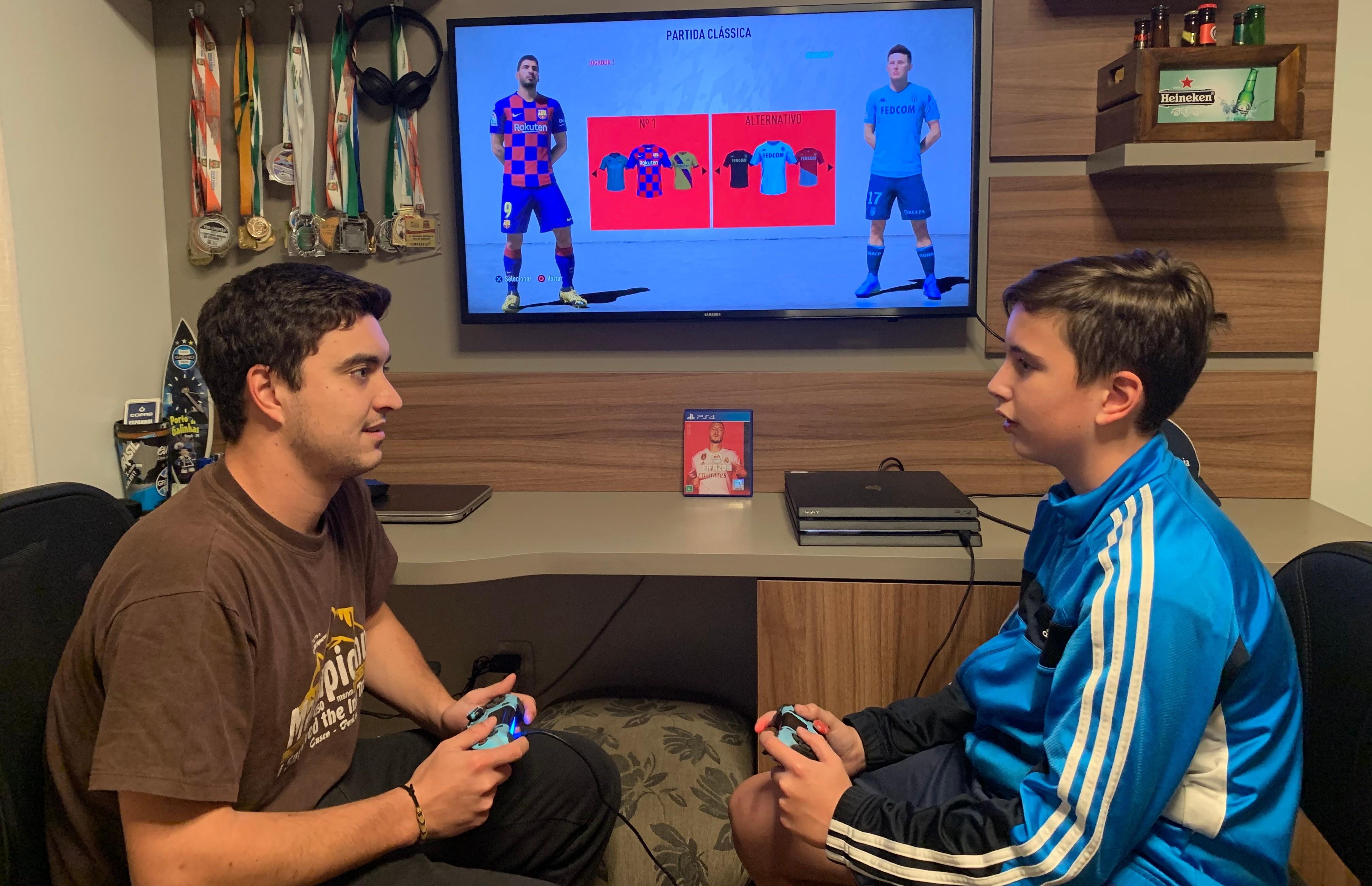 ESPECIAL - Videogame ganha destaque durante o isolamento