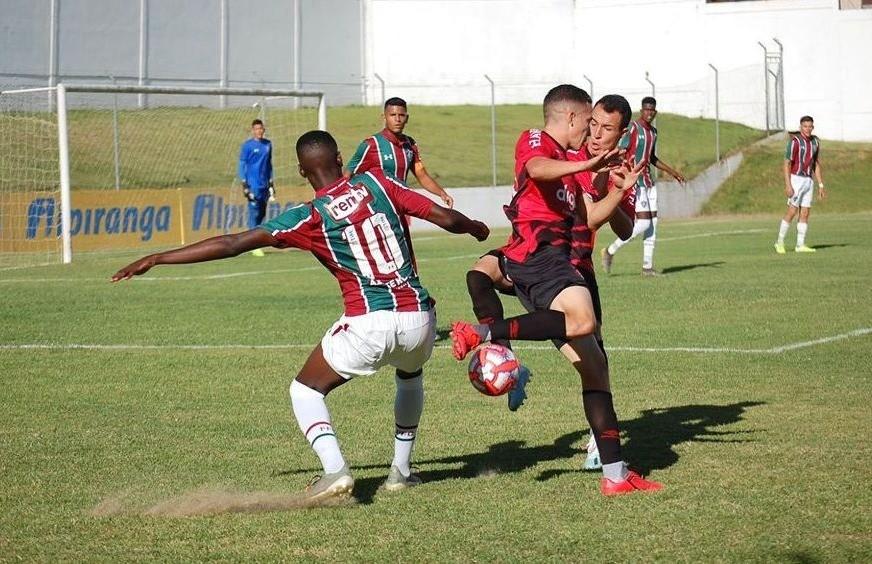 Confrontos das quartas de final da Copa Ipiranga Sub-20 em Flores da Cunha