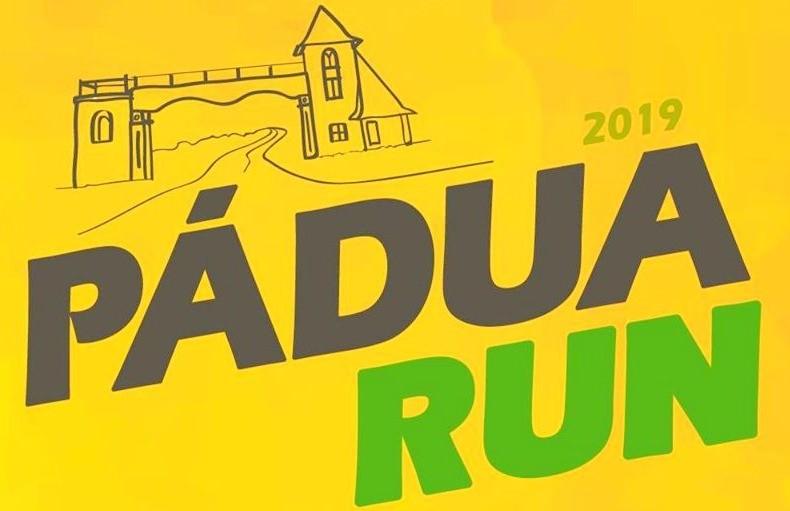 Inscrições para o Pádua Run 2019