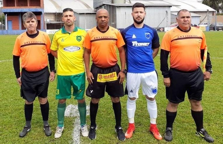 Cruzeiro e São Cristóvão fazem a final do futebol principal de Flores da Cunha