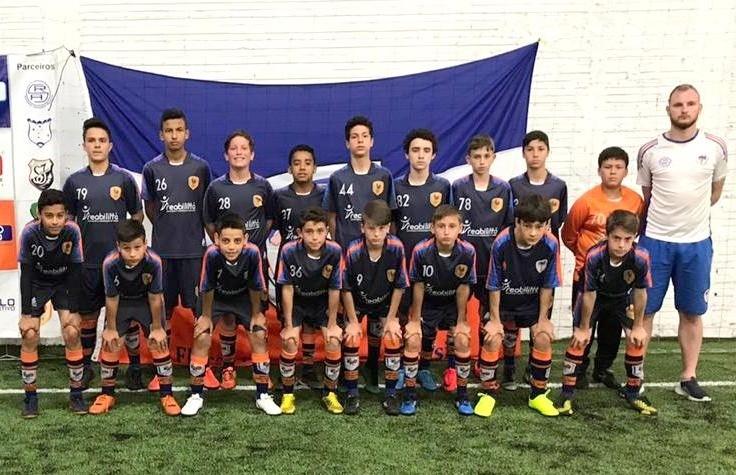 Equipe Sub 13 do Galo FC vence e está na decisão da Copa F7 de Futebol 7
