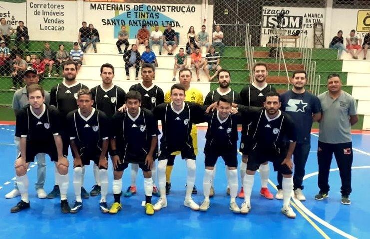 Funilaria do Tito conquista o título inédito da 5ª Copa Vales da Serra de Futsal