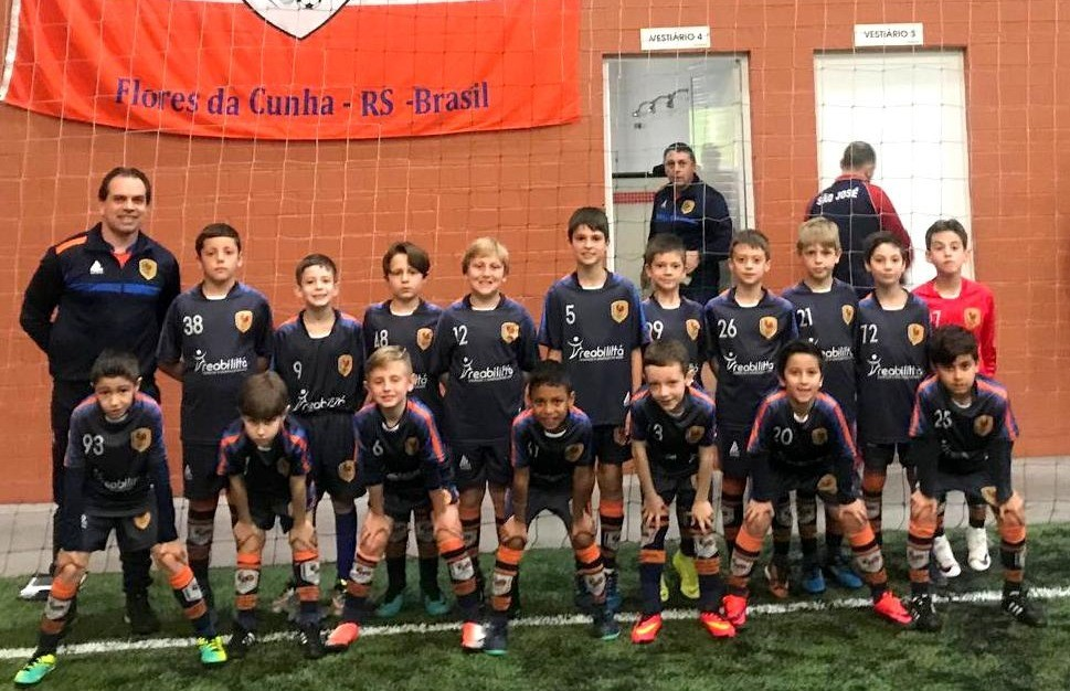 Galo F.C garante vaga na semifinal da Copa F7 de Futebol 7 em 4 categorias