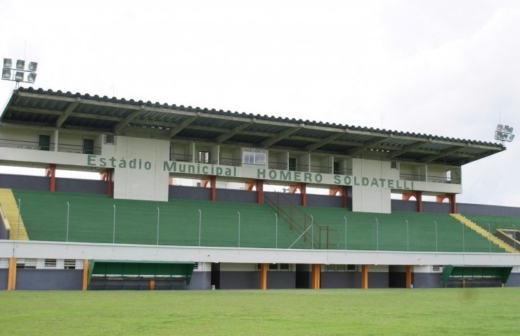 Flores da Cunha será sede do Grupo D da Copa Ipiranga Sub 20