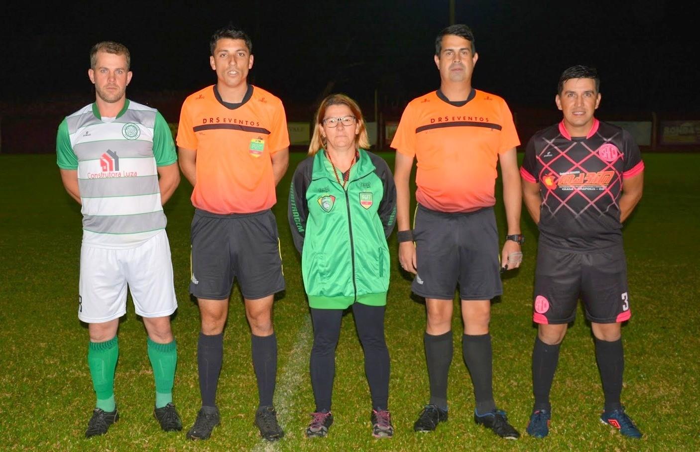 Três equipes seguem invictas após a 2ª rodada do futebol 7 de Nova Pádua