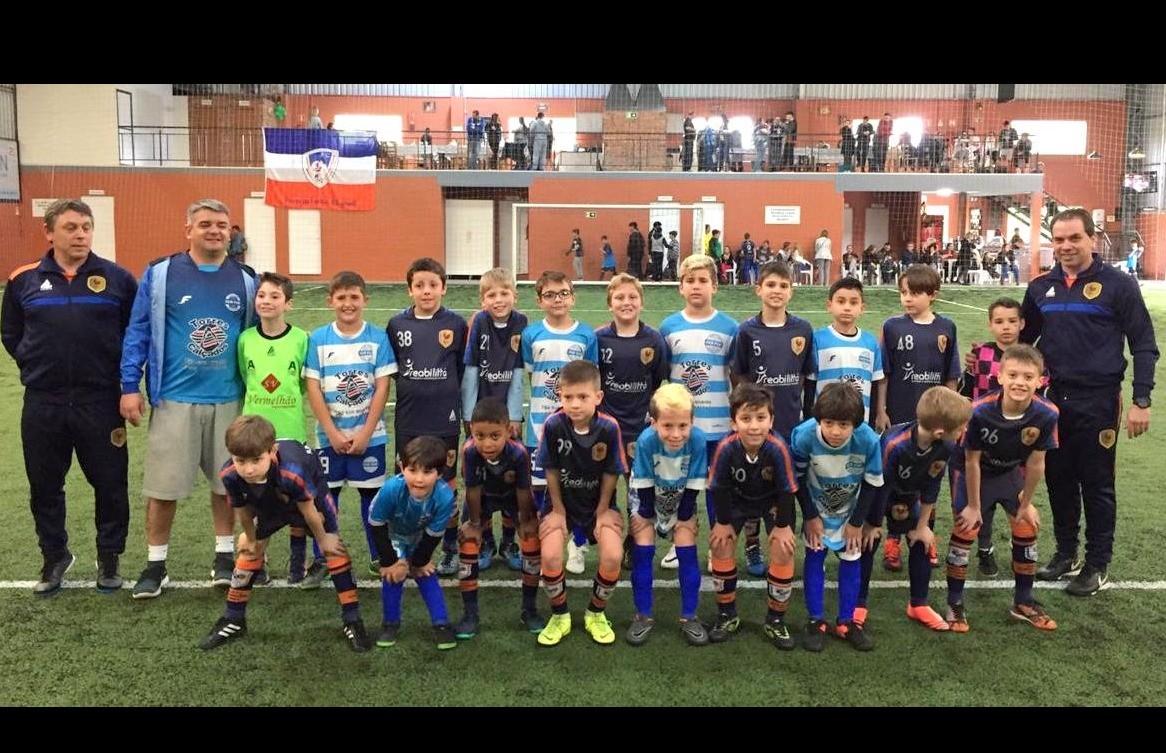 Galo FC faz amistosos contra o Fair Play