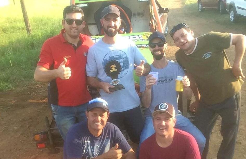Piloto Vagner Guareze fica com o 3º lugar na Copa Norte de Gaiolas