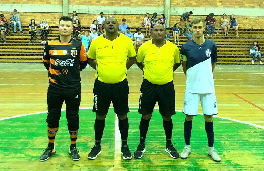 Foto Definidos os confrontos da fase semifinal do citadino de futsal de Nova Pádua