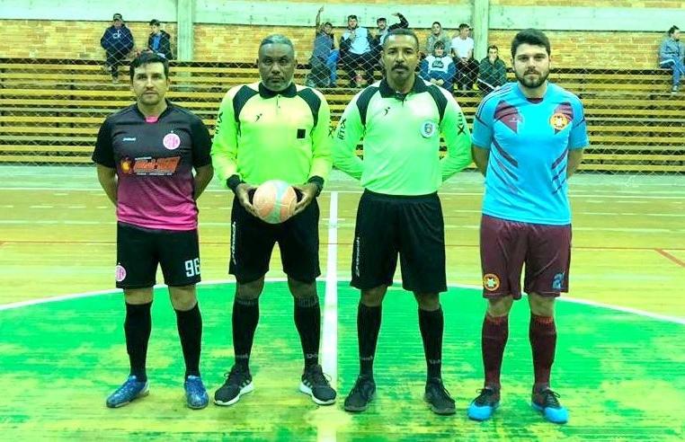 Estão definidos os confrontos das quartas de final do Futsal de Nova Pádua