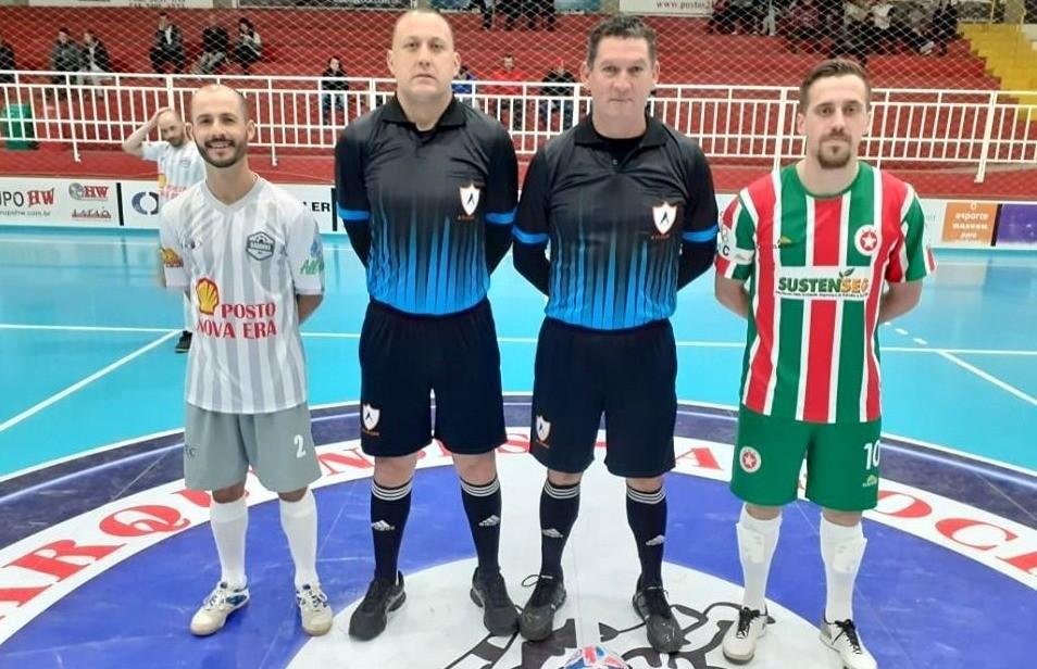 Definidas as oito equipes que seguem na disputa da Copa Vales da Serra de Futsal