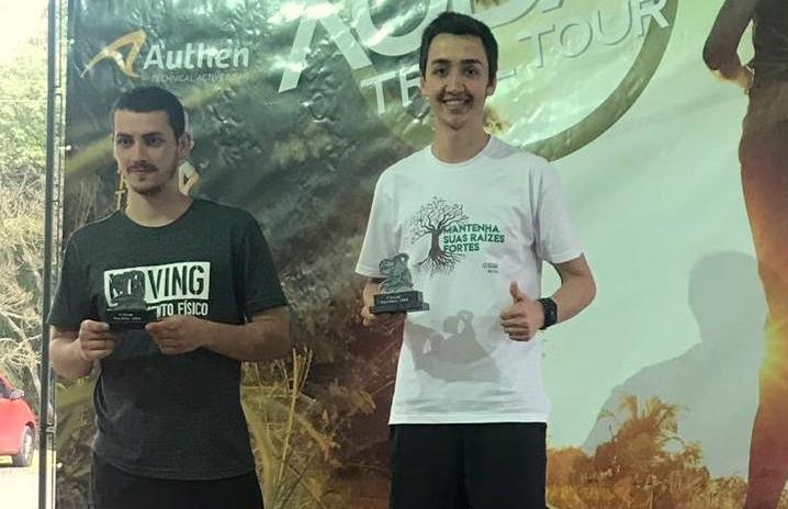 Paduense Fabiano Sonda vence a Audax Trail Tour em Nova Petrópolis