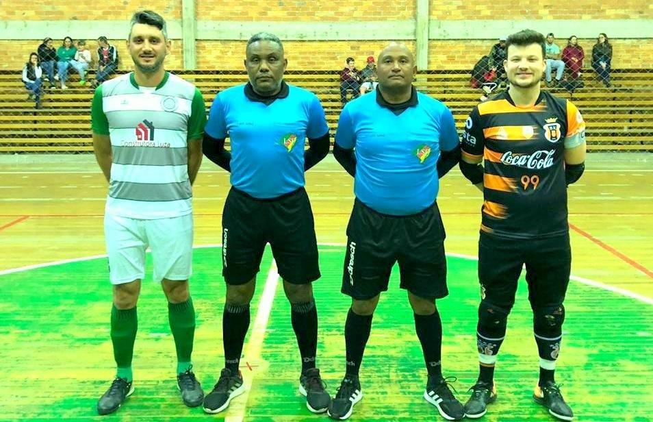 Black Killers, J.A, GudPlei e C.A.M F.C garantem vaga nas quartas de final