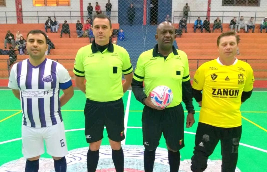 Broca 18 é o único florense classificado na Copa Vales da Serra de Futsal