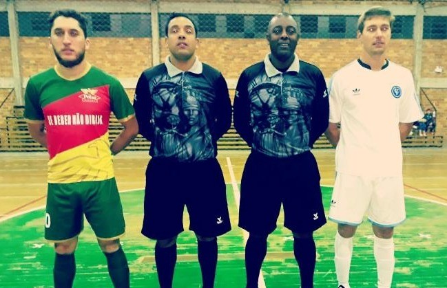 Santo Antônio garante vaga na 2ª fase da Copa Vales da Serra de Futsal