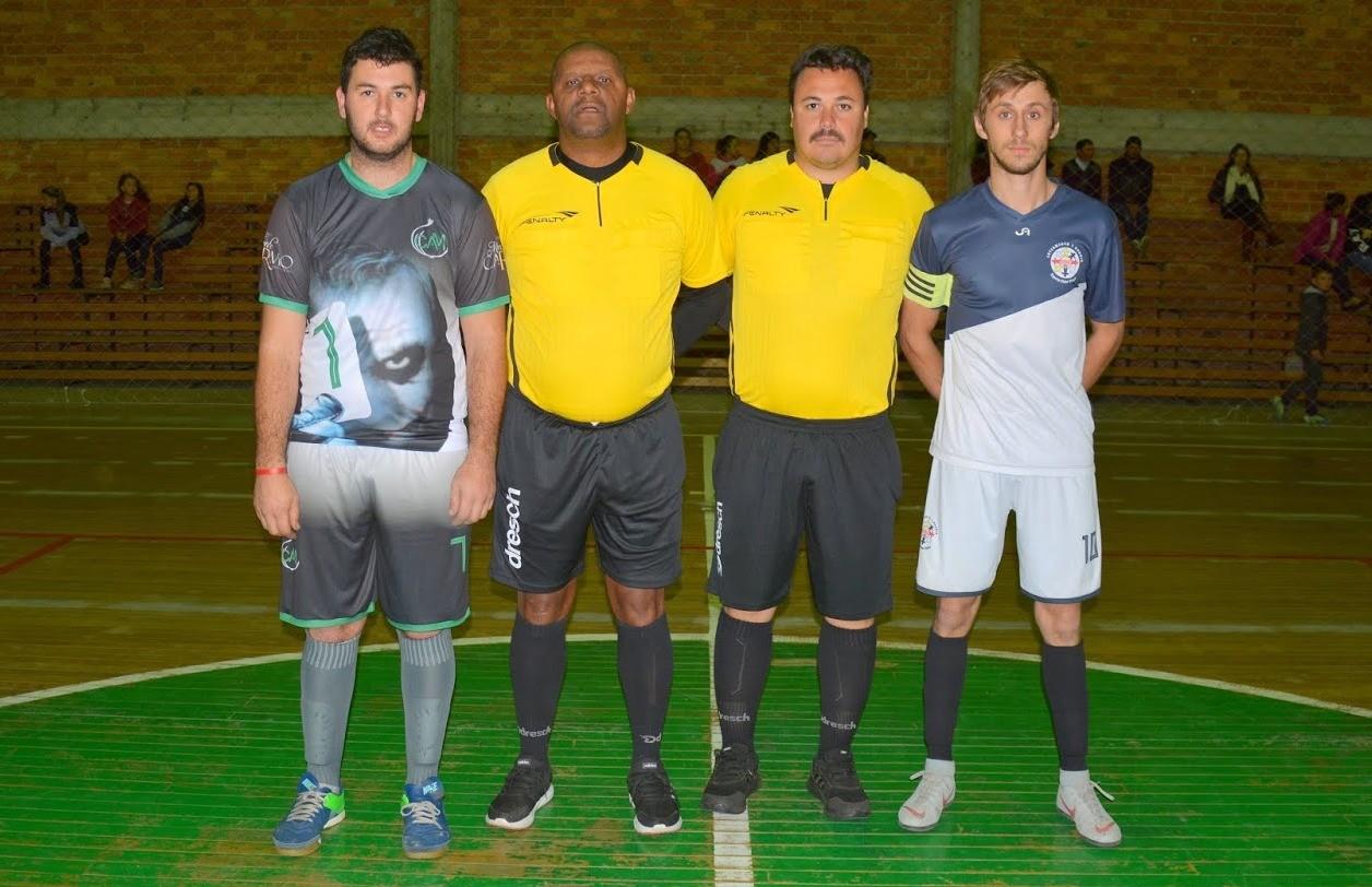 Quatro equipes dividem a liderança do Grupo B do futsal de Nova Pádua