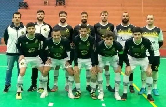Broca 18 goleia e encaminha a vaga na Copa Vales da Serra de Futsal