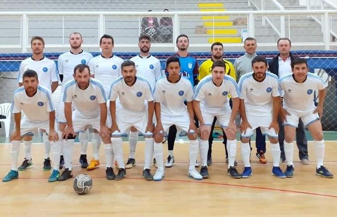Santo Antônio vence jogo de ida da Copa Vales da Serra de Futsal