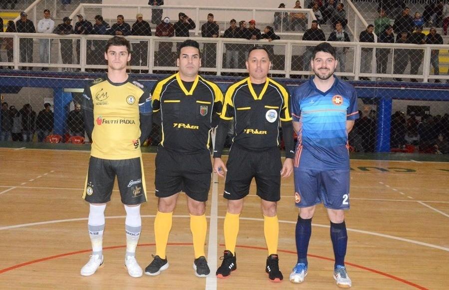 Quatro equipes florenses disputarão a 5ª Copa Vales da Serra de Futsal