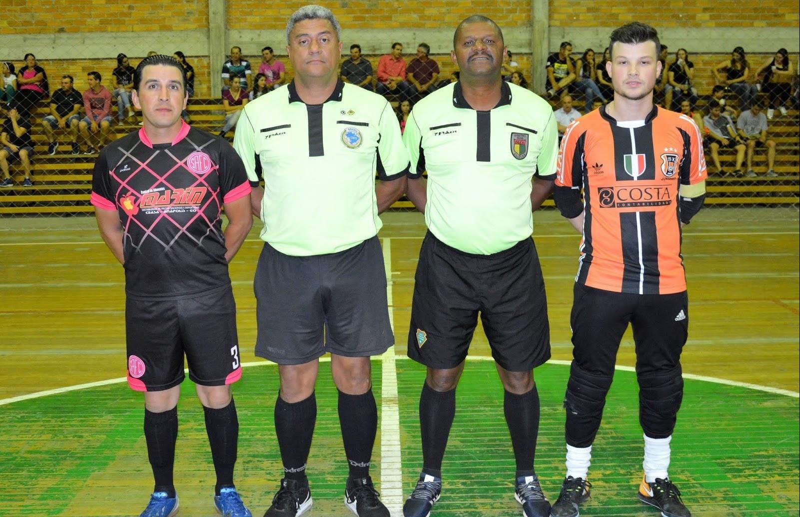 Santo Antônio estreia nesta quinta-feira na Copa Vales da Serra de Futsal