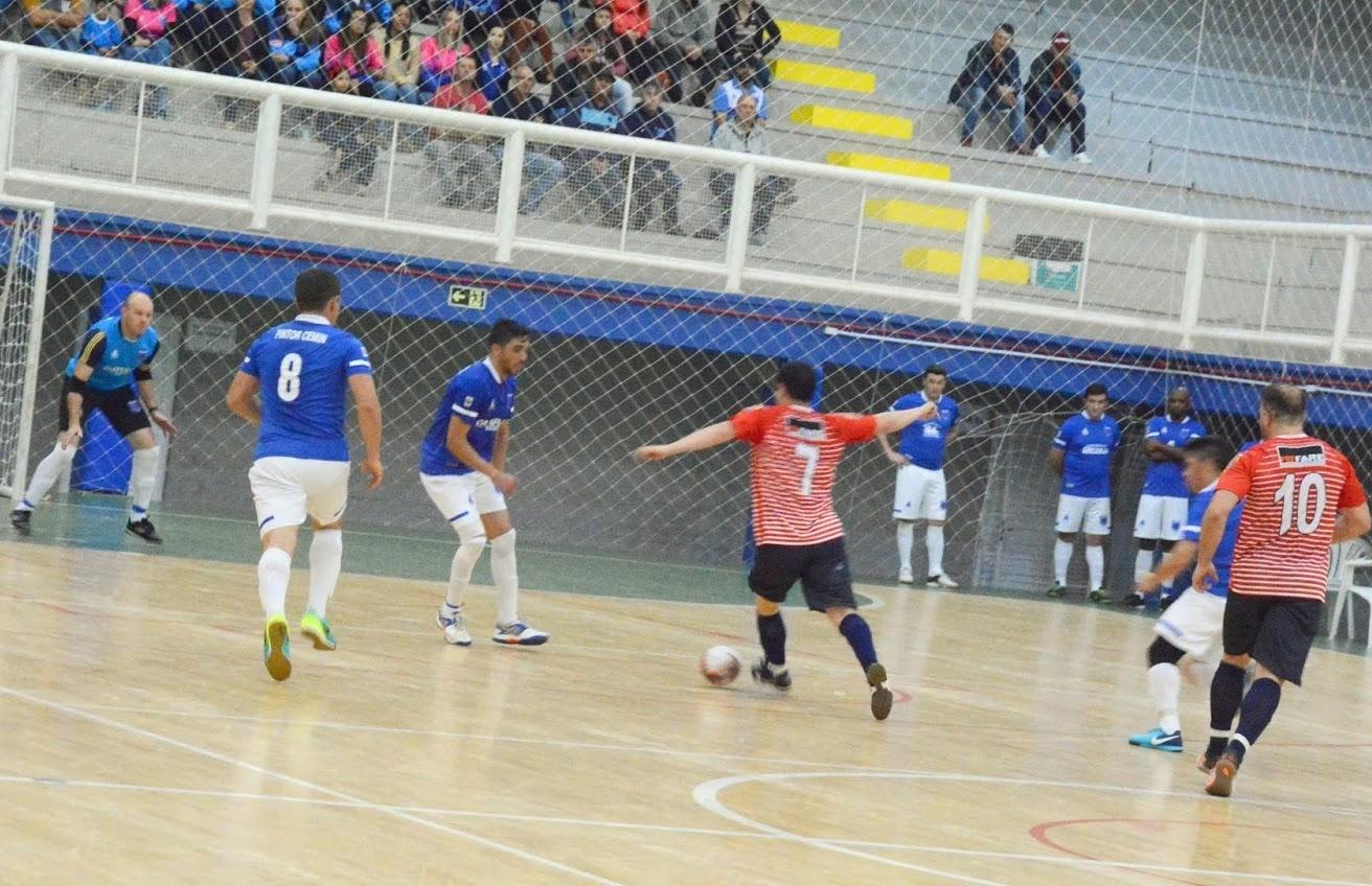Campeonato de futsal veteranos de Flores da Cunha começa nesta terça-feira