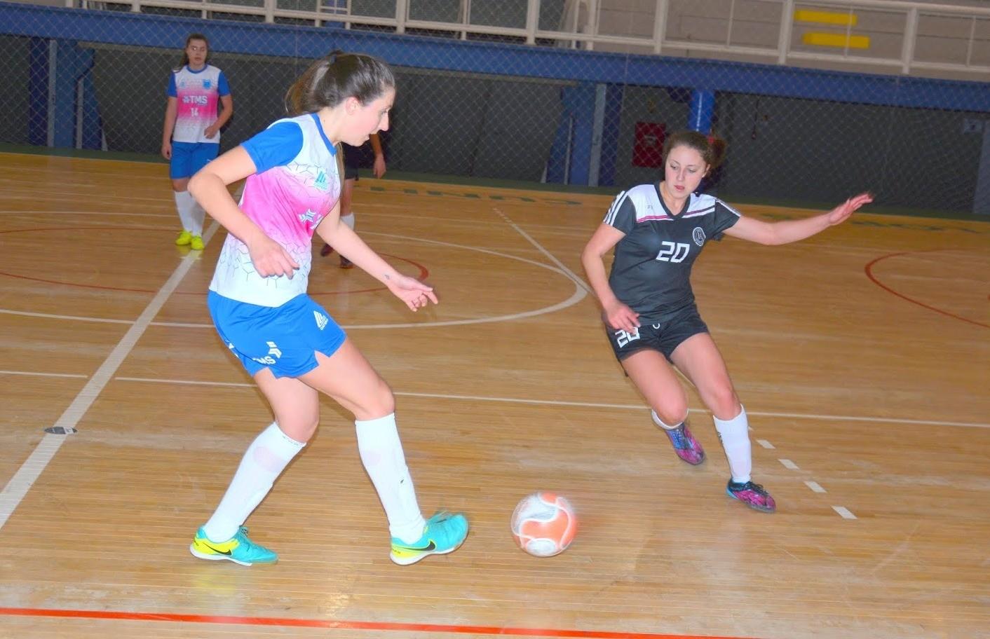 Alfredão está na semifinal e as Jorgitas confirmam a liderança da 1ª fase do futsal feminino
