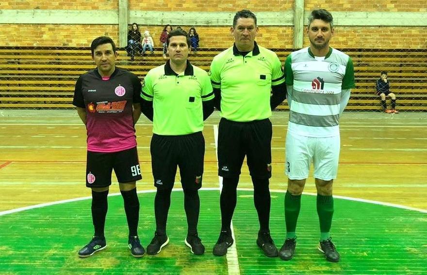 Santo Antônio, Nacional e Black Killers abrem o futsal paduense com vitória
