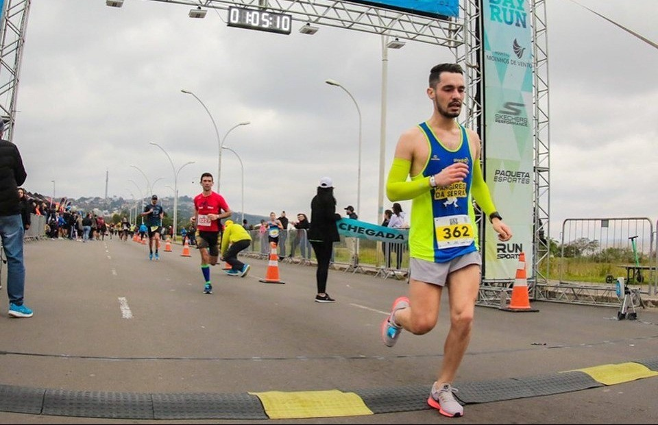 Florenses participam da Porto Alegre Day Run