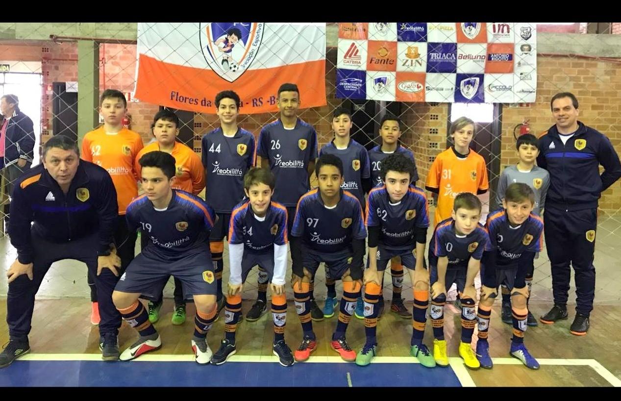 1ª Copa Reabilittá de Futsal 2019