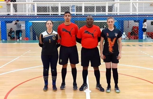 Jorgitas vencem e garantem vaga na fase semifinal do futsal feminino