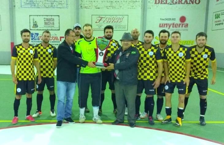 Monte Bérico conquista o título do torneio do Corinthians de Mato Perso