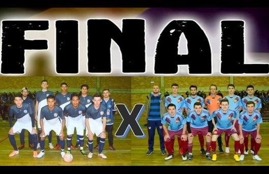 Nacional e The Coca Fevers decidem o título do futsal juniores de Nova Pádua