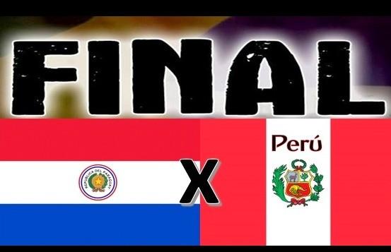 Paraguai e Peru fazem a final do futsal veteranos de Nova Pádua