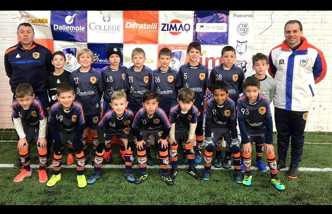 Galo FC jogou em Caxias do Sul pela Copa F7