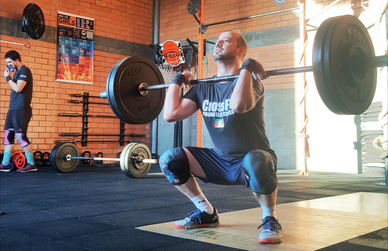 Foto ESPECIAL - CrossFit, a combinação de vários exercícios