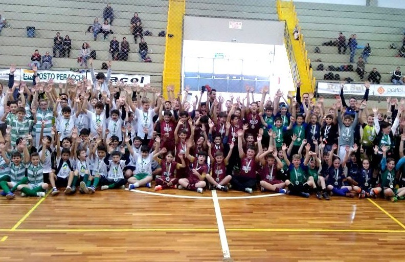 Galo FC participa do Festival SESC Vale das Antas de Futsal - Serie Prata Sub 11