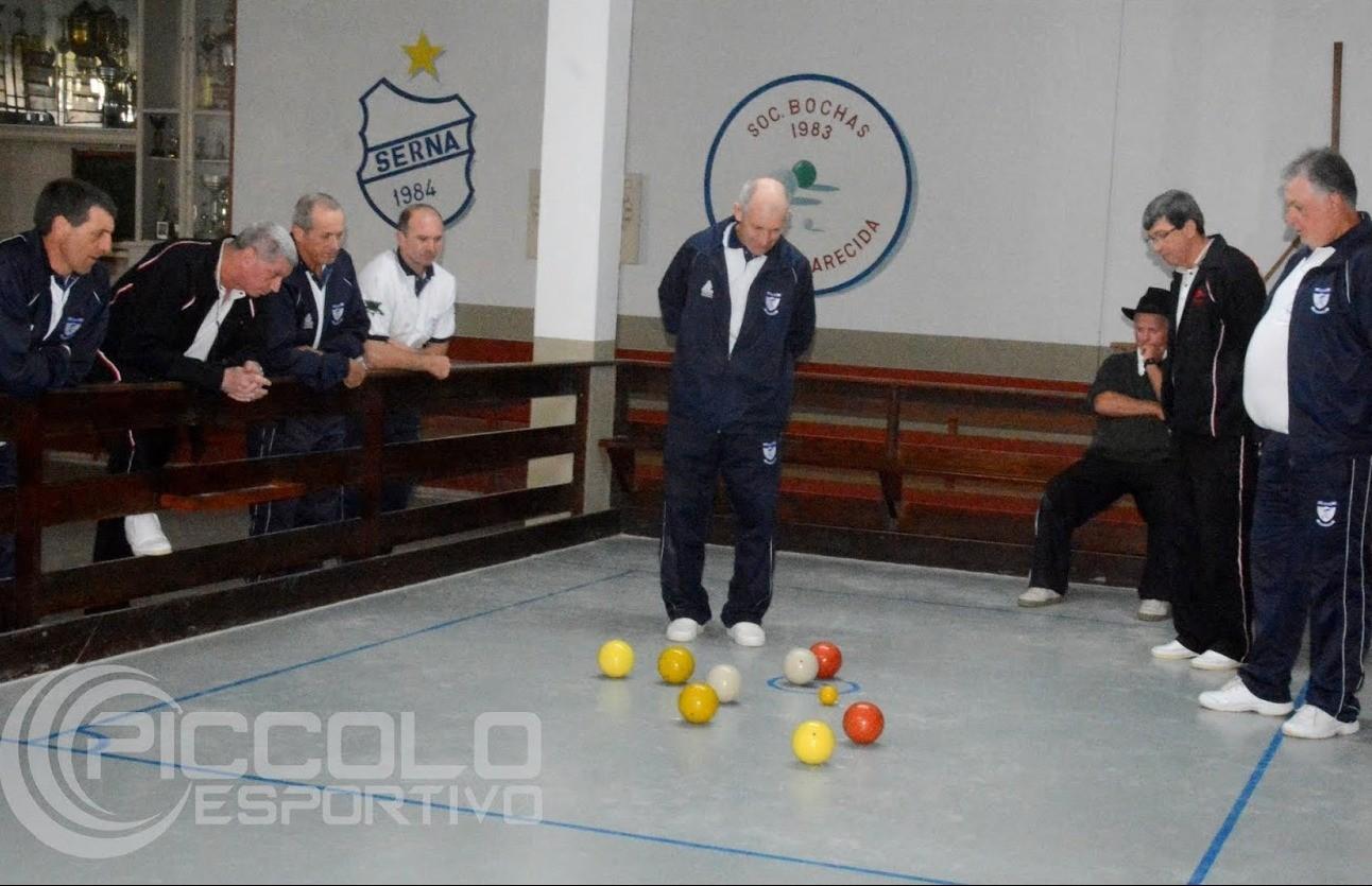 Definidos os jogos das semifinais do Municipal de Bochas Pontobol de Flores da Cunha