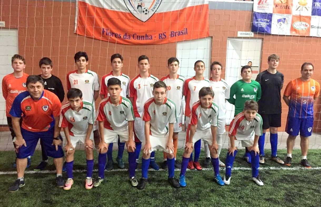Galo F.C estreia na Copa F7 com duas vitórias