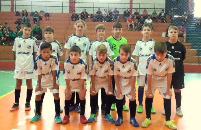 Projeto Jogar/Nova Pádua estreia na 2ª Copa Sesc Vale das Antas