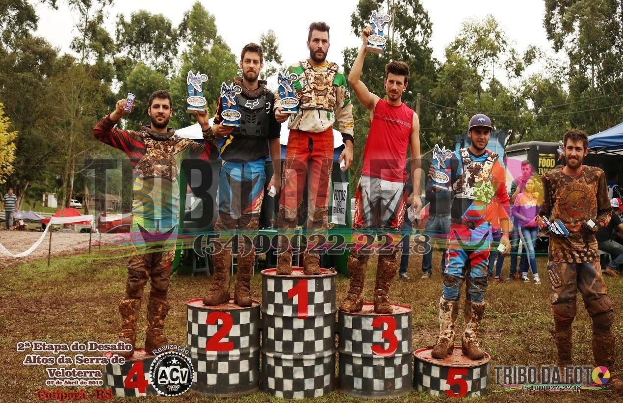 Bassani vence etapa e Cleomar Lusa mantém a liderança no Altos da Serra de Veloterra